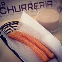 7/24/2013 tarihinde Cheema's NYCziyaretçi tarafından La Churreria'de çekilen fotoğraf