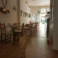 5/28/2016 tarihinde Enrique R.ziyaretçi tarafından Miss Perkins Tea Room'de çekilen fotoğraf