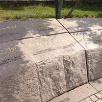 Снимок сделан в Memorial to the 56 Signers of the Declaration of Independence пользователем Zabrina M. 5/28/2013