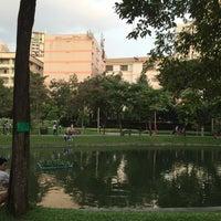 Das Foto wurde bei Suan Santi Phap von Fon N. am 9/19/2015 aufgenommen