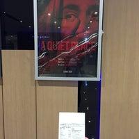 Foto scattata a Ayala Malls South Park Cinemas da Mae A. il 4/21/2018