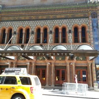 Das Foto wurde bei New York City Center von Chris York am 9/24/2013 aufgenommen