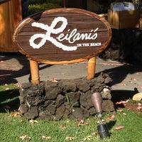 รูปภาพถ่ายที่ Leilani's โดย Stephanie Andrew F. เมื่อ 5/11/2013