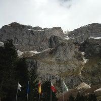 Foto tomada en Camping El Cares Picos de Europa por Juan C. el 3/29/2013