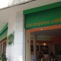 Foto tomada en El Regreso (Enchiladas) por Guillermo C. el 4/20/2013