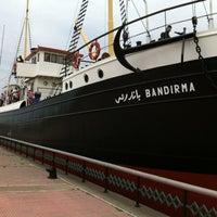 7/1/2013 tarihinde Gökhan.ziyaretçi tarafından Bandırma Gemi Müze ve Milli Mücadele Açık Hava Müzesi'de çekilen fotoğraf