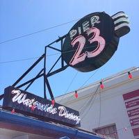 7/13/2013にMichael W.がPier 23 Cafeで撮った写真