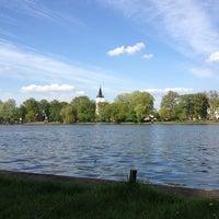 5/5/2013 tarihinde Helmut A.ziyaretçi tarafından Treptower Park'de çekilen fotoğraf