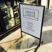 Снимок сделан в Louie Louie пользователем Michael A. 1/22/2017