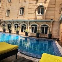 8/23/2018 tarihinde Tayfun M.ziyaretçi tarafından Wyndham Grand Regency Doha Hotel'de çekilen fotoğraf