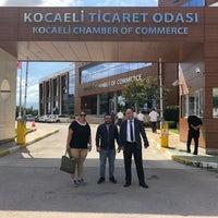 Foto tirada no(a) Kocaeli Ticaret Odası por Sigortacınız Enes T. em 9/20/2018