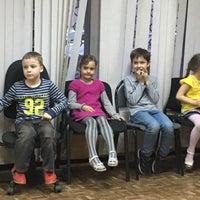 Das Foto wurde bei Центральная детская библиотека № 14 von Yulia S. am 4/1/2016 aufgenommen