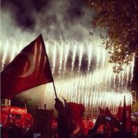 10/29/2013 tarihinde Eda K.ziyaretçi tarafından Bağdat Caddesi'de çekilen fotoğraf