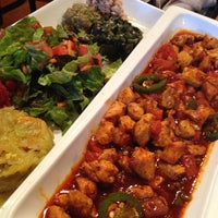 Foto scattata a Desta Ethiopian Kitchen da AJ il 5/31/2013