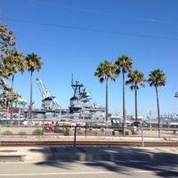 Das Foto wurde bei USS Iowa (BB-61) von Jon S. am 8/17/2013 aufgenommen