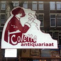 Colette Antiquariaat - Duinoord - Den Haag, Zuid-Holland