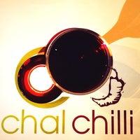 3/4/2014 tarihinde Ayesha K.ziyaretçi tarafından Chal Chilli'de çekilen fotoğraf