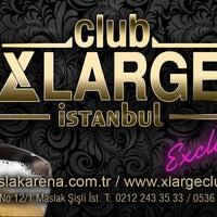 Foto tirada no(a) XLarge Club İstanbul por XLarge Club İstanbul em 10/16/2013