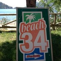 6/16/2013 tarihinde КириллZzziyaretçi tarafından Beach 34'de çekilen fotoğraf