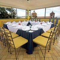 8/29/2013 tarihinde Hotel de la Operaziyaretçi tarafından Hotel de la Opera'de çekilen fotoğraf