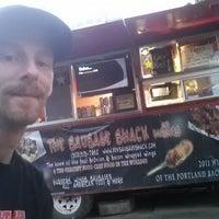 รูปภาพถ่ายที่ The Sausage Shack โดย Chris G. เมื่อ 8/1/2013