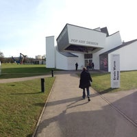 Photo prise au Vitra Design Museum par Ruud J. le1/31/2013