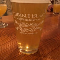 Photo prise au Thimble Island Brewing Company par Megan P. le11/8/2019