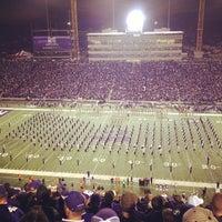 11/4/2012にNate D.がBill Snyder Family Stadiumで撮った写真