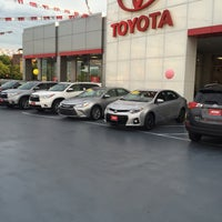 Photo Taken At Millennium Toyota By Brian On 8 6 2017