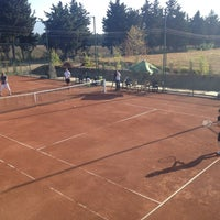 Foto tirada no(a) River Club por İskenderun Tenis Kulübü İ. em 5/28/2013