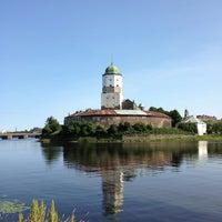 Снимок сделан в Выборгский замок пользователем Наталья О. 7/13/2013