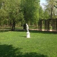 Снимок сделан в Лефортовский парк пользователем Максим К. 5/11/2013