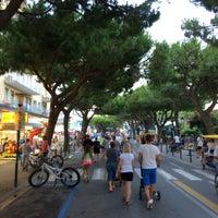 Foto scattata a Piazza Aurora da Ákos K. il 7/28/2016