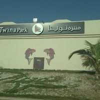 Das Foto wurde bei Twina Park & Restaurant von Hisham (. am 6/29/2013 aufgenommen