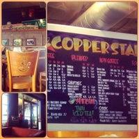 Photo taken at Copper Star Coffee by Ellen S. on 7/5/2014