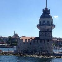 6/19/2013にSevilcan K.がKız Kulesiで撮った写真
