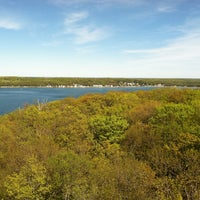 Photo Taken At Nicolet Beach Peninsula State Park By Zachary E On 5