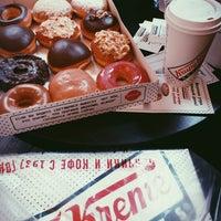 Снимок сделан в Krispy Kreme пользователем Ekaterina S. 3/17/2014