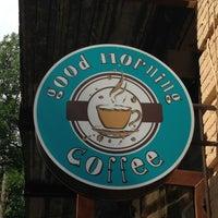 Foto scattata a Good Morning Coffee da Юлия Ш. il 6/18/2013