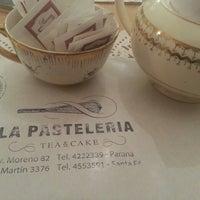 Das Foto wurde bei La Pastelería von Horacio P. am 5/31/2014 aufgenommen