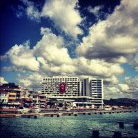Foto diambil di The Grand Tarabya oleh Aykut A. pada 12/24/2012