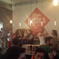 6/6/2014에 Jonatan B.님이 Pizza Rustica에서 찍은 사진