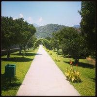 7/11/2013 tarihinde Леся У.ziyaretçi tarafından Garden Resort Bergamot'de çekilen fotoğraf