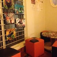 Снимок сделан в Ámbar Galería-Cinema-Café пользователем Gris P. 11/24/2014