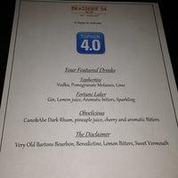 Foto diambil di Brasserie 54 oleh Jennifer R. pada 2/10/2013