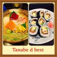 Foto diambil di Tanabe Japanese Restaurant oleh Princess A. pada 8/1/2014