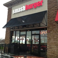 Photo taken at Smashburger by Desiree G. on 5/16/2013