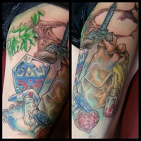 b6dc1c547d040 ... Photo taken at 1001 Troubles Tattoo by 1001 Troubles Tattoo on 7/6/2013  ...