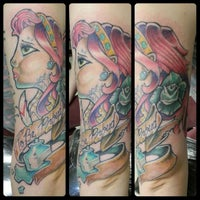 dcb841ece52bc ... Photo taken at 1001 Troubles Tattoo by 1001 Troubles Tattoo on  1/29/2015 ...