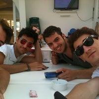 Das Foto wurde bei Bagno Romeo von Gioele C. am 7/7/2013 aufgenommen